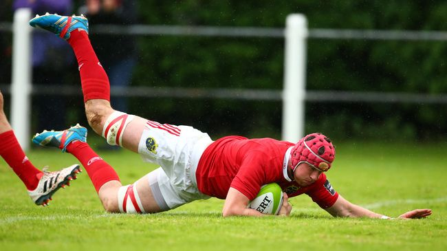 Munster 'A' Fall To London Welsh In B&I Cup Opener