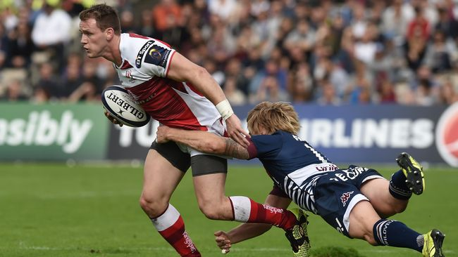 Ulster Endure Nightmare Finish In Bordeaux