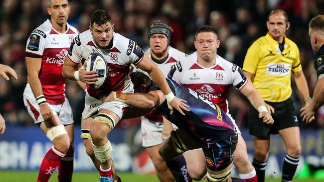 Ulster Edge Past Exeter In Dramatic Finish