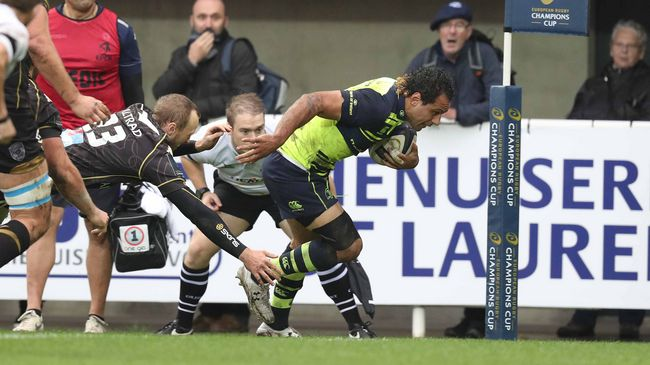 Nacewa Rescues Losing Bonus Point For Leinster