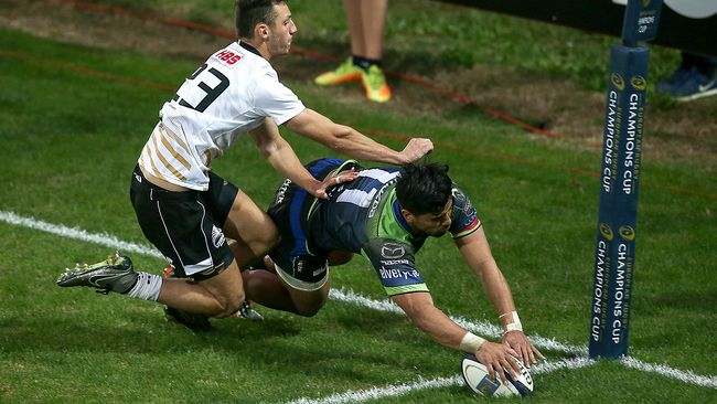Ili Scores Hat-Trick As Connacht Cruise Past Zebre