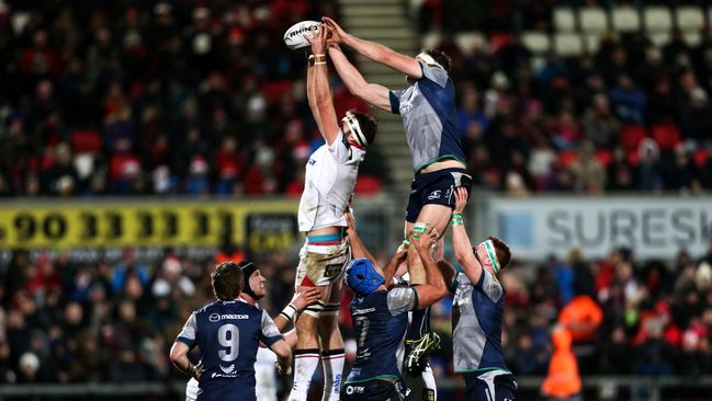 Ulster Secure Solid Win Over Injury-Hit Connacht