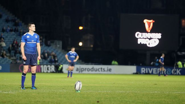 Sexton Returns As Leinster Put 70 Points On Zebre