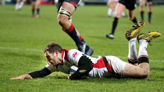Cave Brace Helps Ulster 'A' Strengthen Position At Top Of Pool