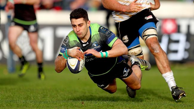 Ten-Try Connacht Get The Job Done Against Zebre