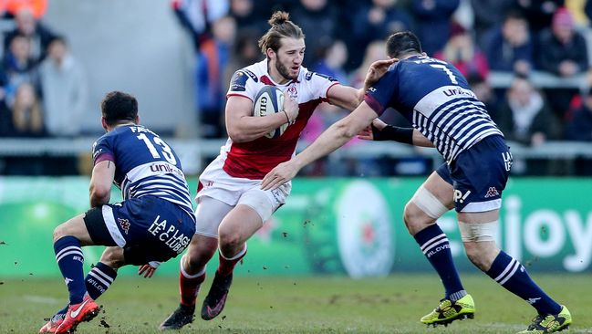 No Home Comfort For Ulster As Bordeaux Prevail In Belfast