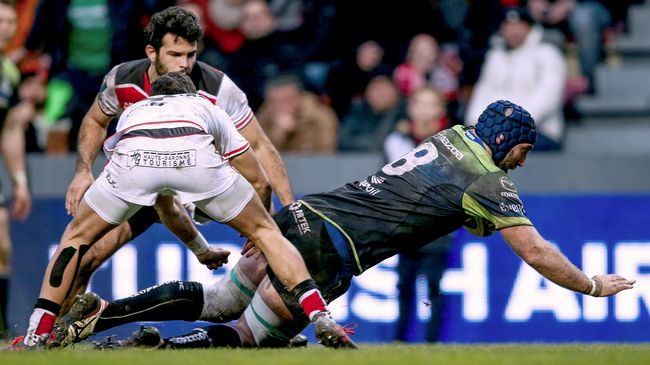 Connacht's Cup Hopes Ended By Munster-Bound Toulouse
