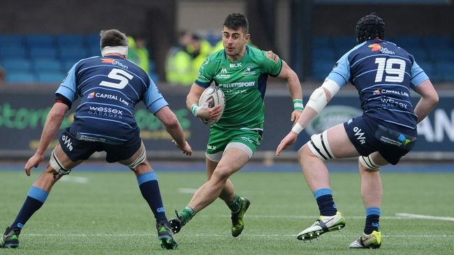 Strong Finish Sees Connacht Over The Line Against Cardiff