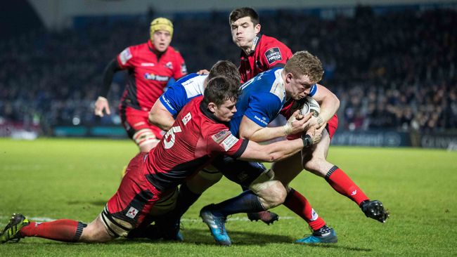 Carbery And Leavy Impress As Leinster Hit Edinburgh For Six