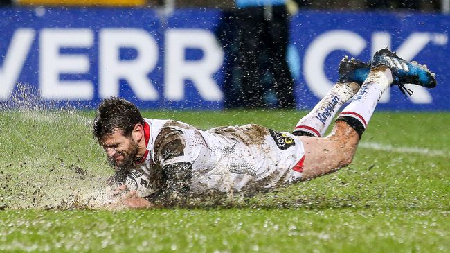 Payne On The Mark As Ulster Grind Out Home Win