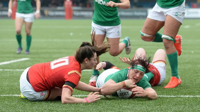 Peat And Tyrrell Tries Set Up Grand Slam Decider For Ireland Women