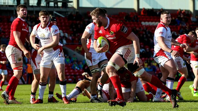 Munster 'A' Win Battle Of The Provinces