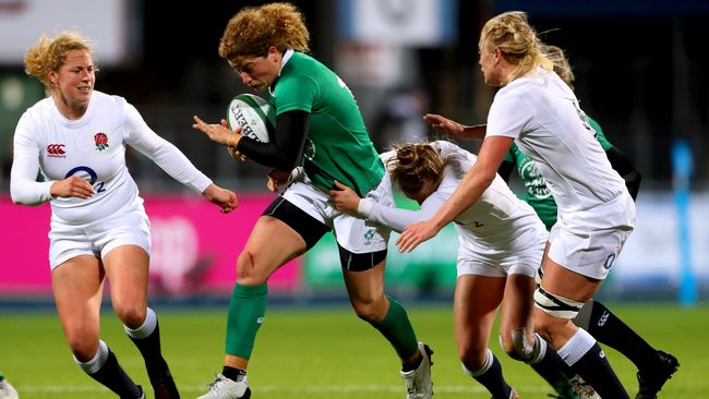 Ireland Women Finish Second Best To All-Conquering England