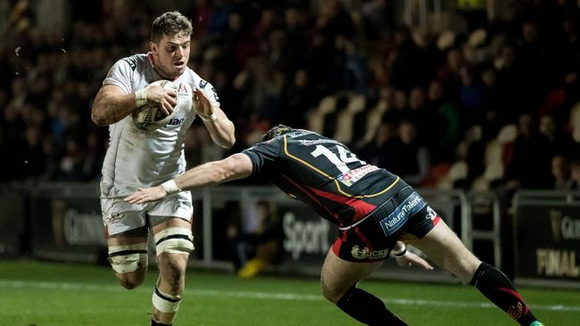 Ulster Stretch PRO12 Winning Streak To Six Games