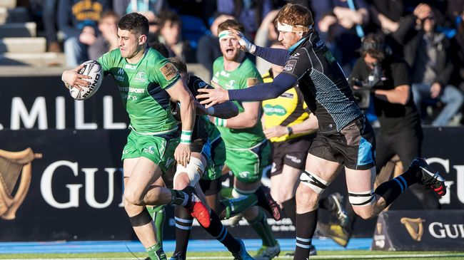 Connacht Emerge Empty-Handed From High-Scoring Scotstoun Tie