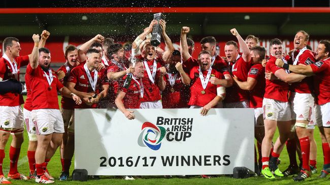 Thrilling Comeback Sees Munster 'A' Win British & Irish Cup
