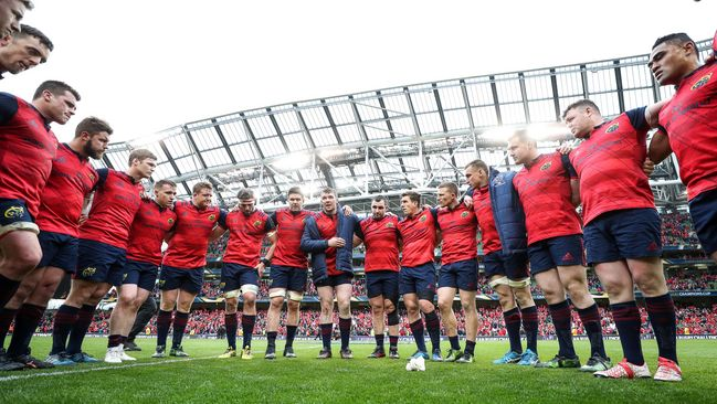 Munster Bow Out Of Champions Cup As Saracens March On