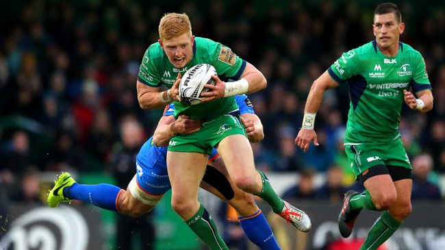 Connacht Well Beaten By Semi-Final-Bound Scarlets
