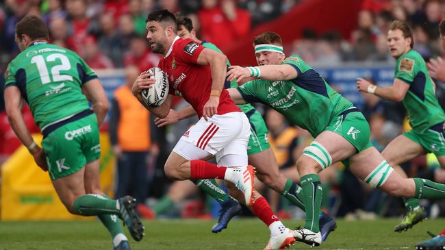 Murray Returns As Rampant Munster Finish Top Of PRO12 Table