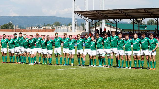 Ireland Under-20s Have No Answer To Ruthless Baby Blacks