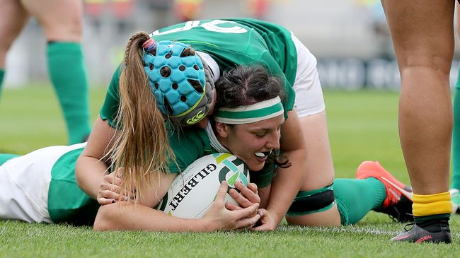 Second Loss Leaves Ireland With Seventh To Aim For