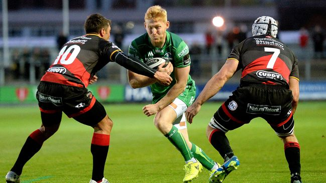 Improved Second Half Is Not Enough For Connacht In Newport