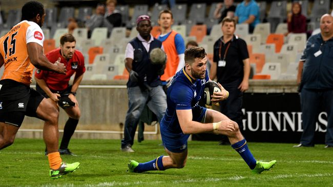 Off-Colour Leinster Taught A Lesson By Free-Scoring Cheetahs