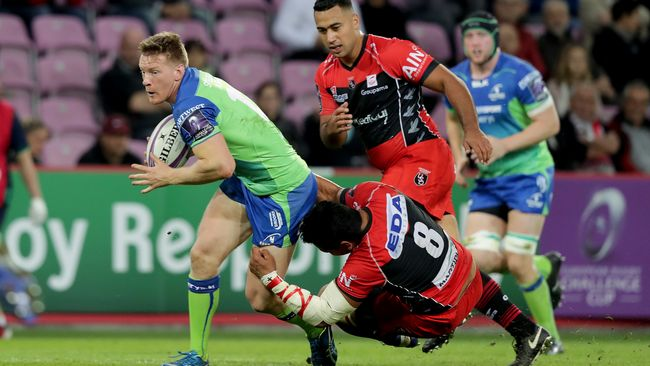 Connacht Enjoy Five-Try Triumph In Geneva