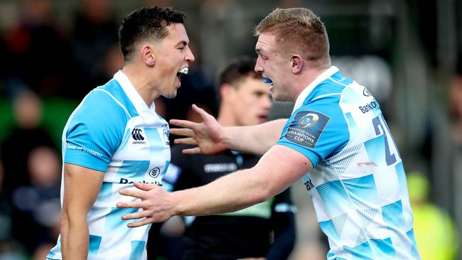 Leinster Lower Glasgow's Colours With First Scotstoun Win Since 2012