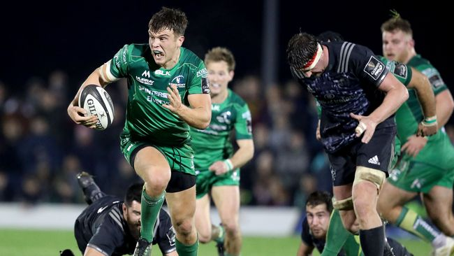 Connacht Down 14-Man Munster To Claim Third Win On The Trot