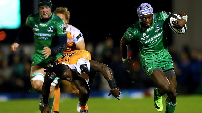 Connacht Head Into International Break With Fourth Straight Win