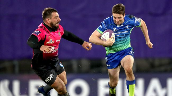 Carty Inspires Stirring Fight-Back As Connacht Claim Five Points In Brive