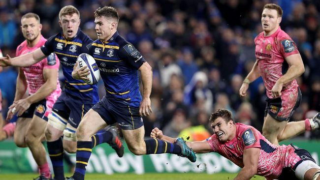 Leinster Erase Exeter's 14-Point Lead In Epic Comeback Win