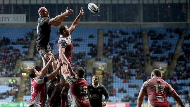 Ulster's Quarter-Final Hopes Crushed By Four-Try Wasps
