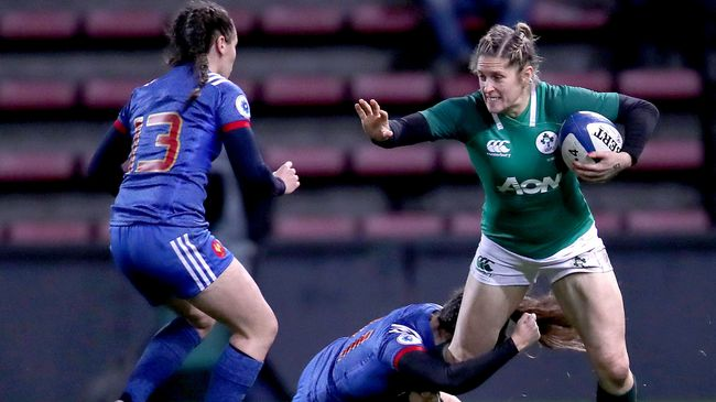 Ireland Women Fall To France In Tough Six Nations Opener