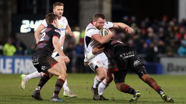 Cooney's Haul Is Not Enough As Edinburgh Strike Late Against Ulster