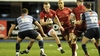 Munster's First Half Woes Prove Costly In Cardiff