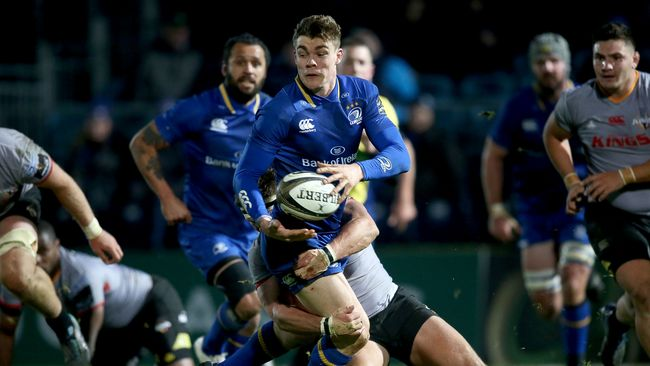 Returning Ringrose Plays His Part As Leinster Cruise Past Kings