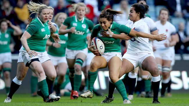Ireland Women Turn In Much-Improved Display But England Prove Too Strong