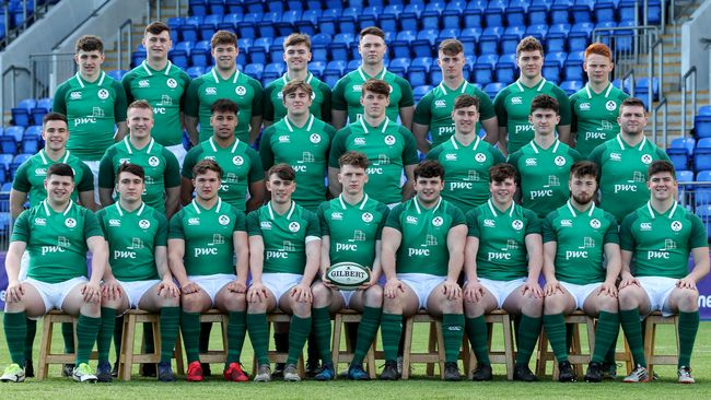 Ireland U-19s Show Plenty Of Promise In Drawn Easter Series With France