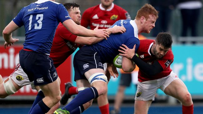 Timmins And Kelly Touch Down As Leinster 'A' Reach Last-Four
