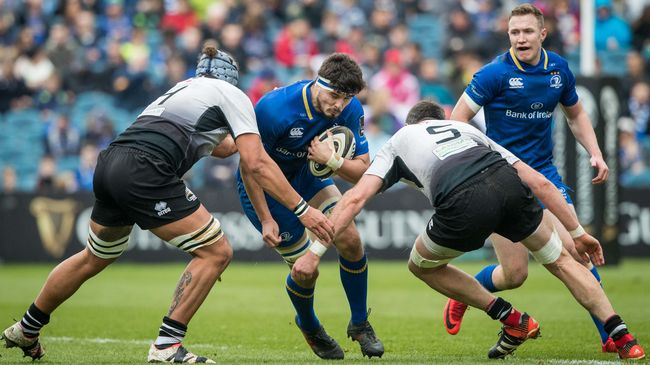 Two-Try Deegan Impresses As Leinster Finish With A Flourish