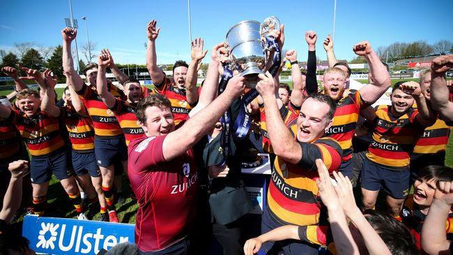 Cork Con Relinquish Bateman Cup To Clinical Lansdowne Side
