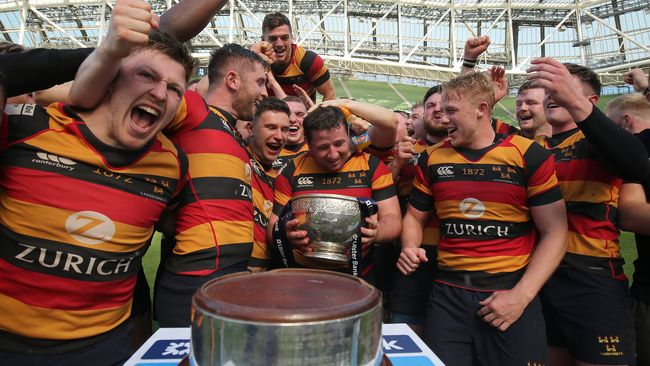 Double Delight For Lansdowne After Gripping League Final Win Over Cork Con