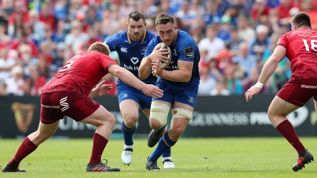 Pulsating PRO14 Semi-Final Ends In Narrow Win For Double-Chasing Leinster