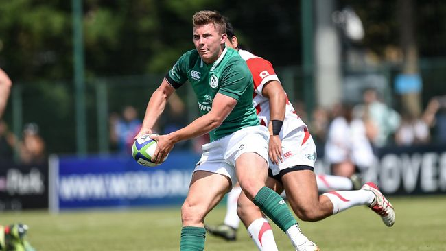 Ireland U-20s Secure World Championship Status With Winning Finish