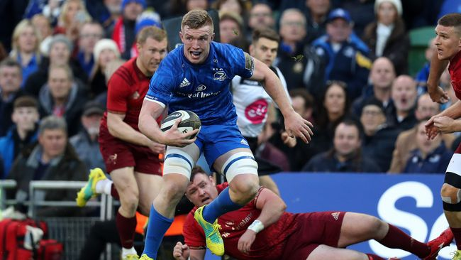 Munster Fightback Falls Short As Leinster Complete October Derby Double