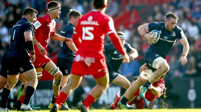 Toulouse Halt Leinster's Winning Streak In High-Octane Clash