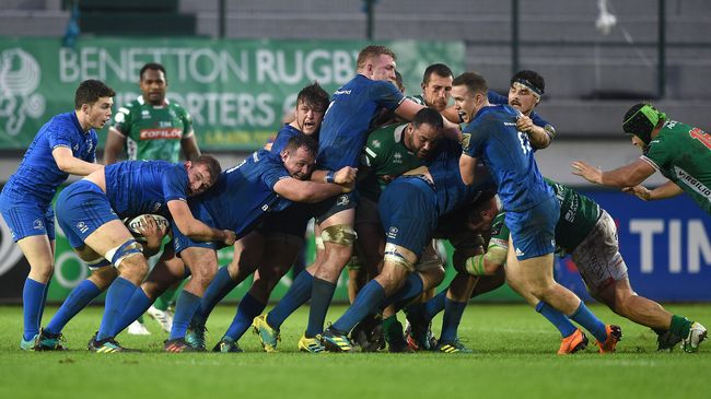 O'Brien Proud Of Leinster Performance In Five-Try Away Win