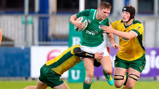 Ireland Under-19s Beaten By Three-Try Australia